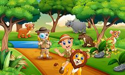 Festa Infantil Selva | Festabox