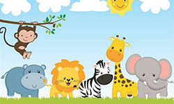Festa Infantil Safari | Festabox