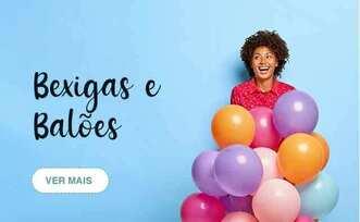 Bexigas e Balões | Festabox