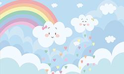 Festa Infantil Chuva de Amor | Festabox